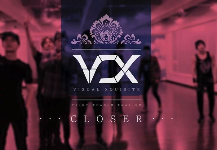 인터뷰의 주인공 'VX' 팀의 로고이미지.