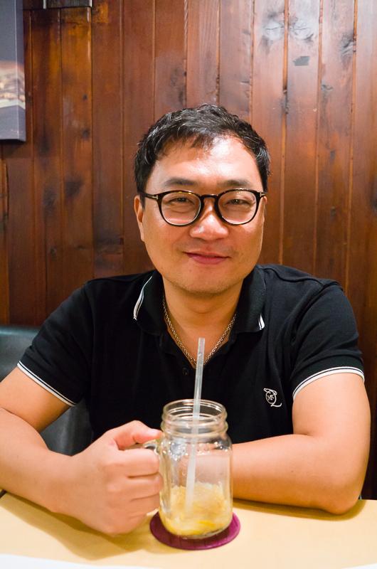 인터뷰의 주인공 '정숙조신'님.