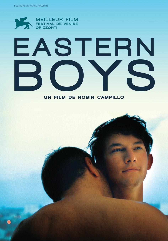 영화 '이스턴 보이즈'의 포스터.