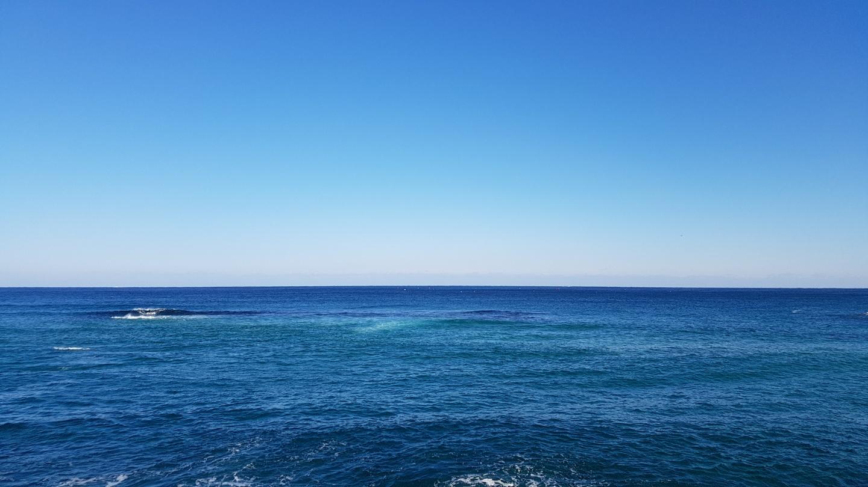 바다 사진.